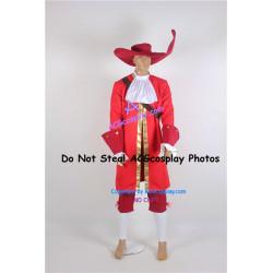 Captain Hook cosplay costume