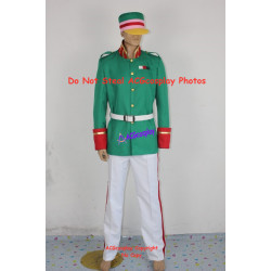 Howl's Moving Castle King Cosplay Costume