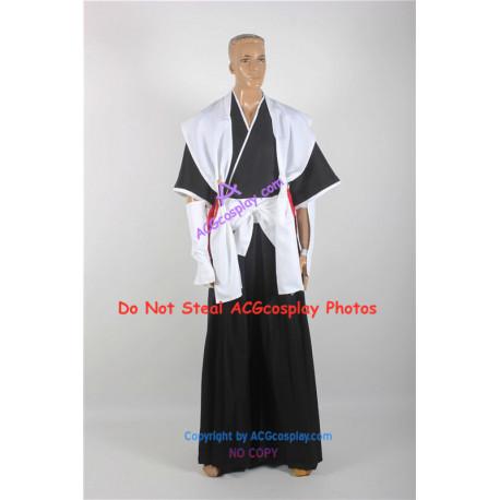 Bleach 1st Division Lieutenant Chojiro Sasakibe Cosplay Costume