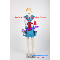 Melancholy of Haruhi Suzumiya Haruhi Suzumiya Cosplay Costume Version 01