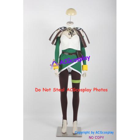 Outlaw Star  Aisha Clanclan Cosplay Costume