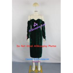 Fullmetal Alchemist Lust cosplay costume velvet fabric made