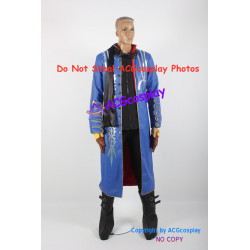 Devil May Cry 3 Cosplay Vergil Cosplay Costume