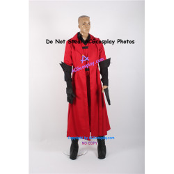 Devil May Cry Dante Cosplay Costume include boots cover and gloves Version 02
