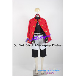 Disgaea 3 Absence of Justice Mao Cosplay Costume