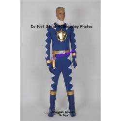 Power rangers Dino thunder blue ranger Blue Dino Ranger cosplay costume