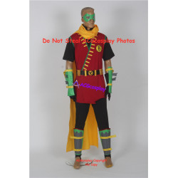 DC Comics Batman Ninja Robin cosplay costume