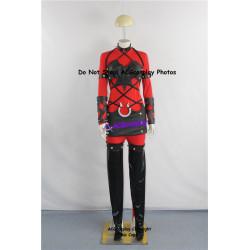 Panty & Stocking with Garterbelt Kneesocks Cosplay Costume Version 02