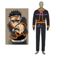 Naruto Obito Uchiha Cosplay Costume