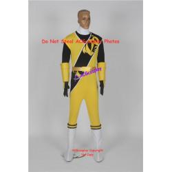 Power Rangers Ninja Steel ranger Ninja Steel Yellow Ranger cosplay costume