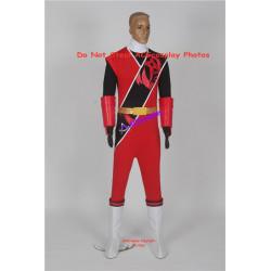 Power Rangers Brody red ranger Red Ninja Steel red cosplay costume version 2 cosplay