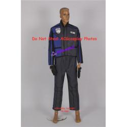 Power Rangers SPD Schuyler Tate Cosplay Costume version 2