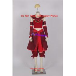 Avatar The Last Airbender Suki Cosplay Costume