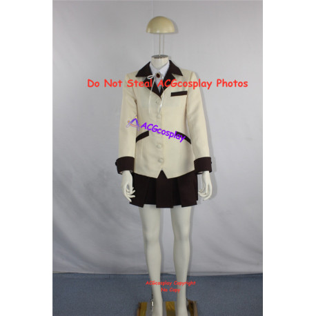 Angel Beats Kanade Tachibana Cosplay Costume