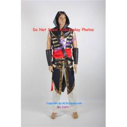 Assassin's Creed IV Black Flag Adewale Cosplay Costume