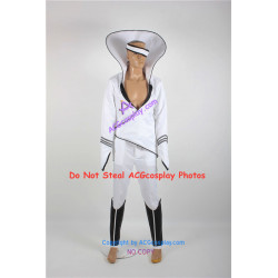 Bleach The Quinta Espada Nnoitra Jiruga Cosplay Costume