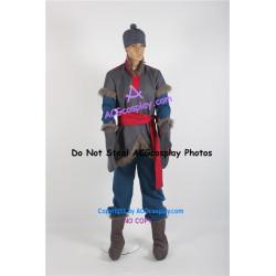 Disney cosplay Frozen Kristoff Cosplay Costume