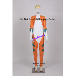 Charizord ranger cosplay costume include arm warmers and gloves