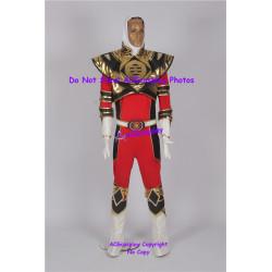Power rangers King Tyranno Cosplay Costume