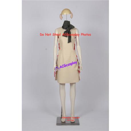 Dr.Stone Yuzuriha Ogawa cosplay costume include headphone ornament