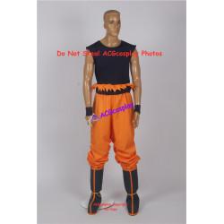 Dragon Ball Ultra Instinct Son Goku Cosplay Costume