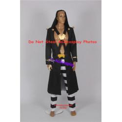 JoJo's Bizarre Adventure Vento Aureo Golden Wind Risotto Nero cosplay costume