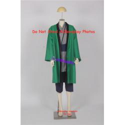 Naruto Team Hiruzen Tsunade Cosplay Costume