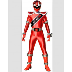 Power Rangers Kiramai Red cosplay costume cosplay boots cosplay props