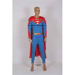 Jon Kent dc future state Superman commission cosplay costume partial