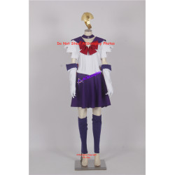 Sailor Moon Sailor Saturn cosplay costume