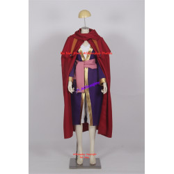 Mereoleona Vermillion Black Clover cosplay costume