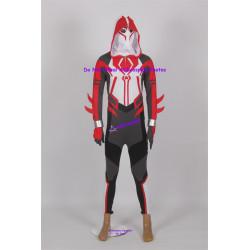 Spiderman cosplay costume