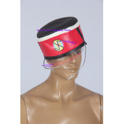 Captain Scarlet and the Mysterons Captain Scarlet cap cosplay cap