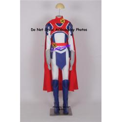 Captain Britain Betsy Bradock cosplay costume marvel x-men cosplay