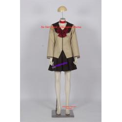 DearS Koharu High School Uniform Cosplay Costume