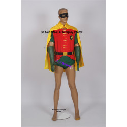 Robin cosplay costume from the 1966 Batman movie cosplay marvel cosplay