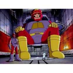 X-Men Animated Series Cosplay Master Mold Cosplay Costume and Cosplay Boots