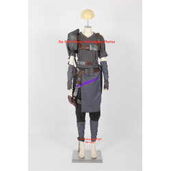 Starkiller Star Wars unleashed 2 Cosplay Costume include pvc prop accessories