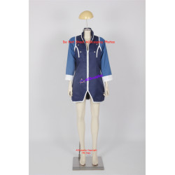 Tales of Vesperia Yuri Lowell Cosplay Costume Jacket Only With Middle Length Sleeves Cosplay