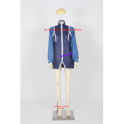 Tales of Vesperia Yuri Lowell Cosplay Costume Jacket Only With Full Length Sleeves Cosplay