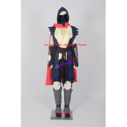 Pokemon Greninja Cosplay Costume human version Cosplay