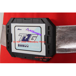 Ressha Sentai Toqger cosplay belt with buckle only