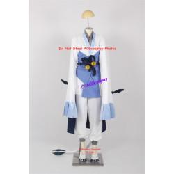 Pokemon Lugia Genji Cosplay Costume include Big Tail and Eyemask