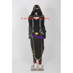 Star wars The sister Vaylin Cosplay Costume include belt buckle prop
