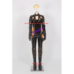 Mass Effect Miranda Lawson Black Cosplay Costume