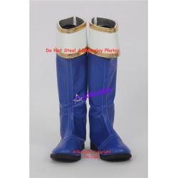 Gosei Sentai Dairanger Blue Cosplay boots cosplay shoes