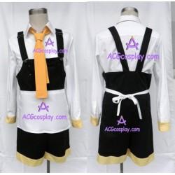 VOCALOID Derivative Human sacrifice Alice Kagamine Len cosplay costume