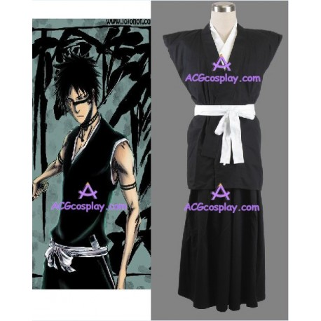 Bleach Hisagi Shuuhei Cosplay Costume
