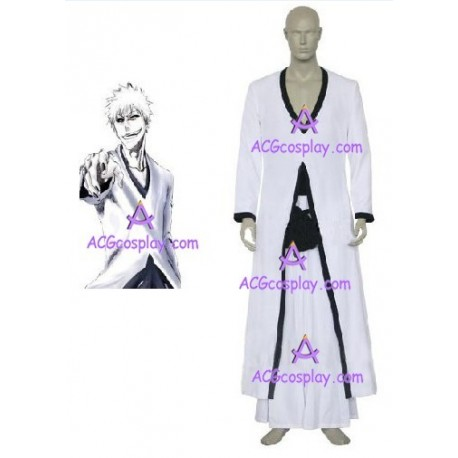 Bleach Ichigo Kurosaki Hollow Form Cosplay Costume