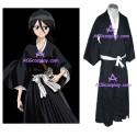 Bleach Ichigo Kurosaki Soul Reaper Uniform Cosplay Costume
